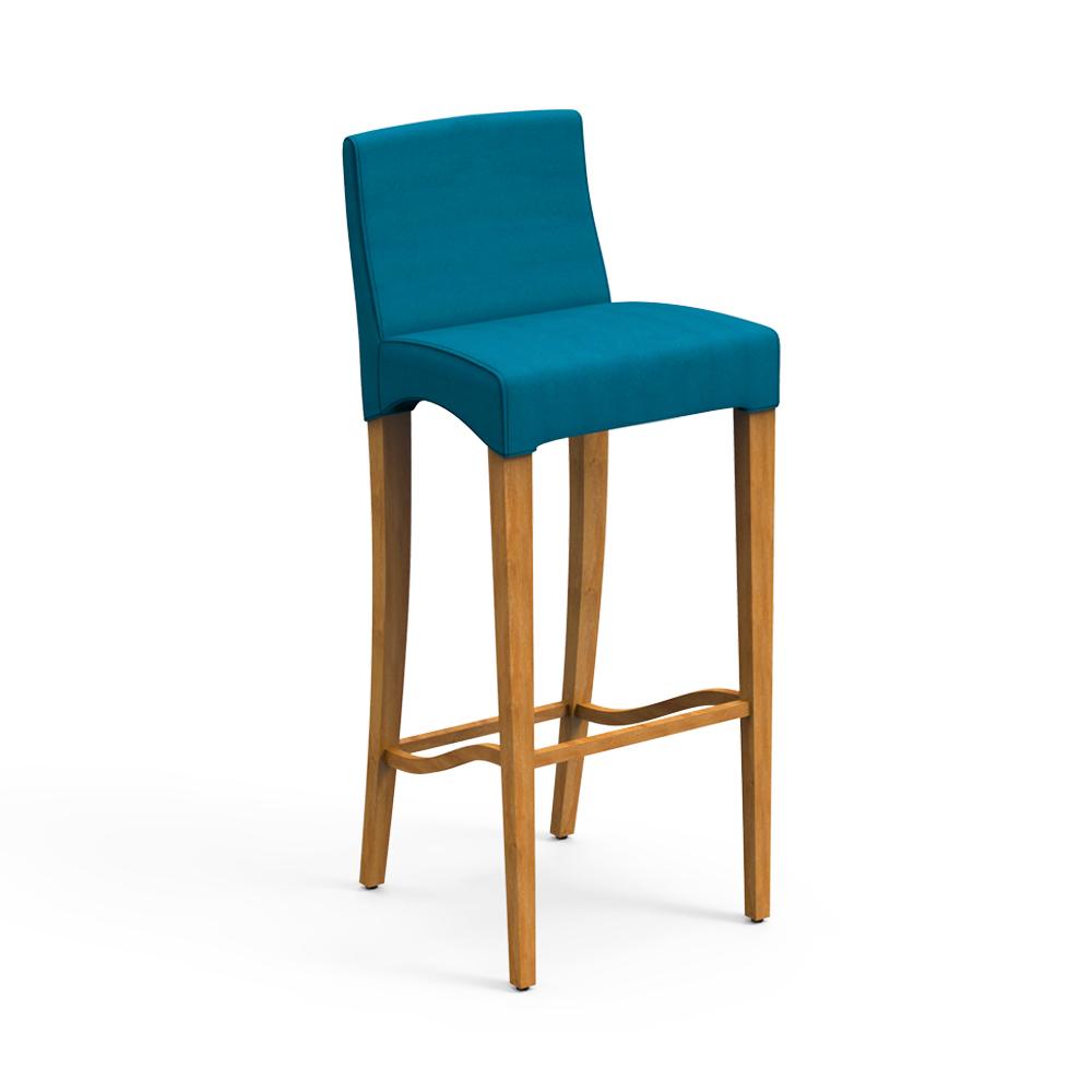 Camber High Chair-Blue