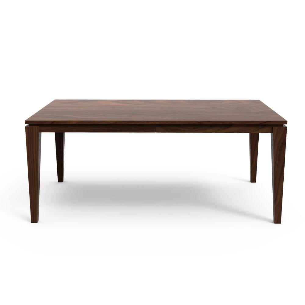 Flutedleg Dining Table-Natural