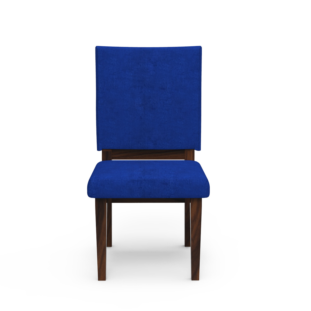 Platz Chair - Royal Blue