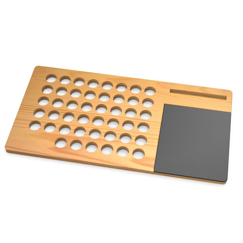 Wooden Laptop Slate