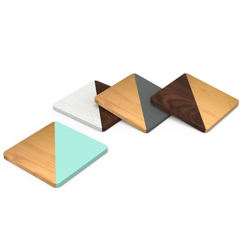 Duel Shade Coasters