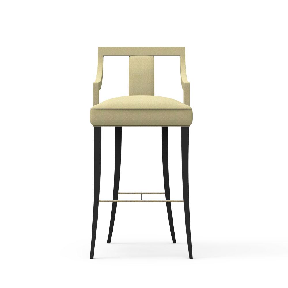 Porch High Chair-Beige