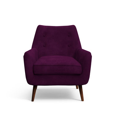 HOURLEX Chair - Violet