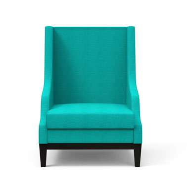 Lummi Chair- Arctic Blue