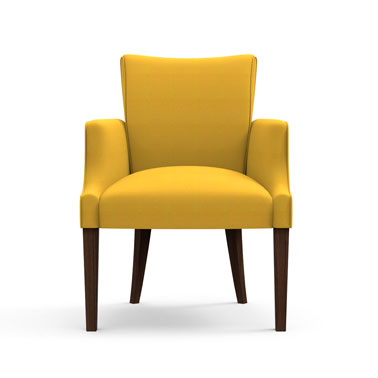 Floret Chair-Tuscan sun yellow