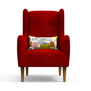 CORVUS Chair - Red