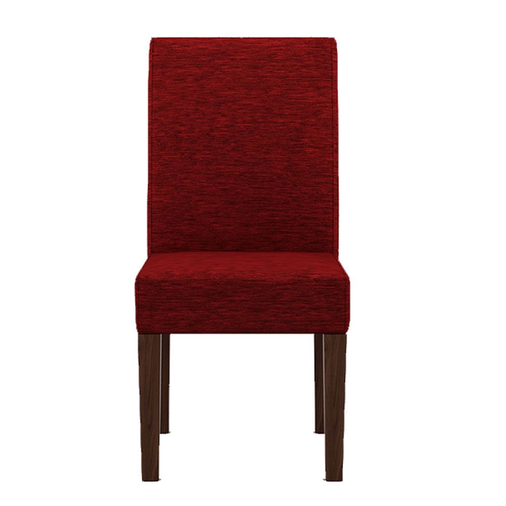 EMILIA CHAIR - SCARLET RED