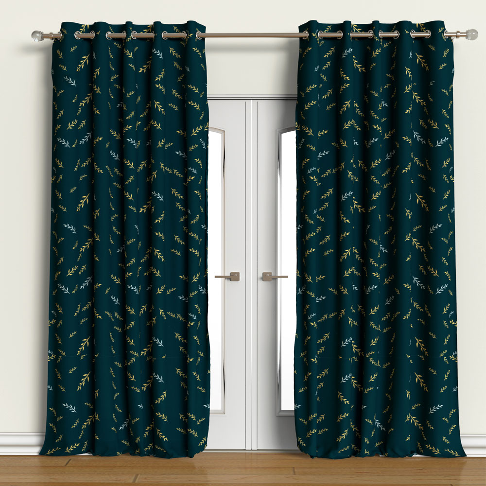 Riva Blackout Curtain- Set of 2