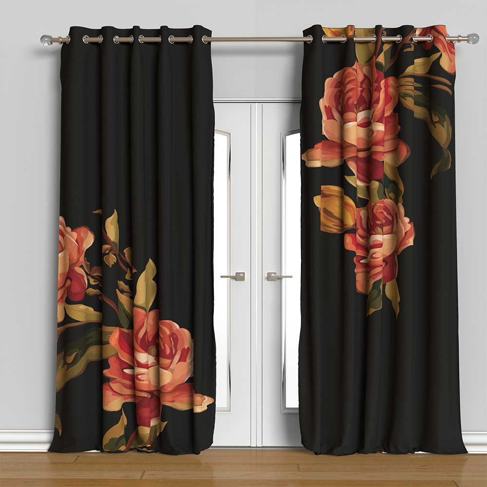 Heli Blackout Curtain- Set of 2