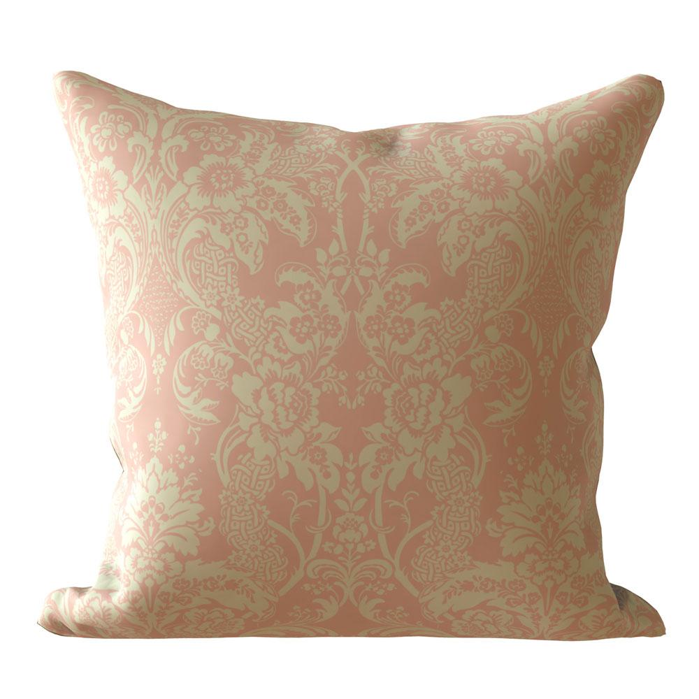 Pink Mariya Modern Printed Cushion Cover 16 x 16 inch-Set of 5