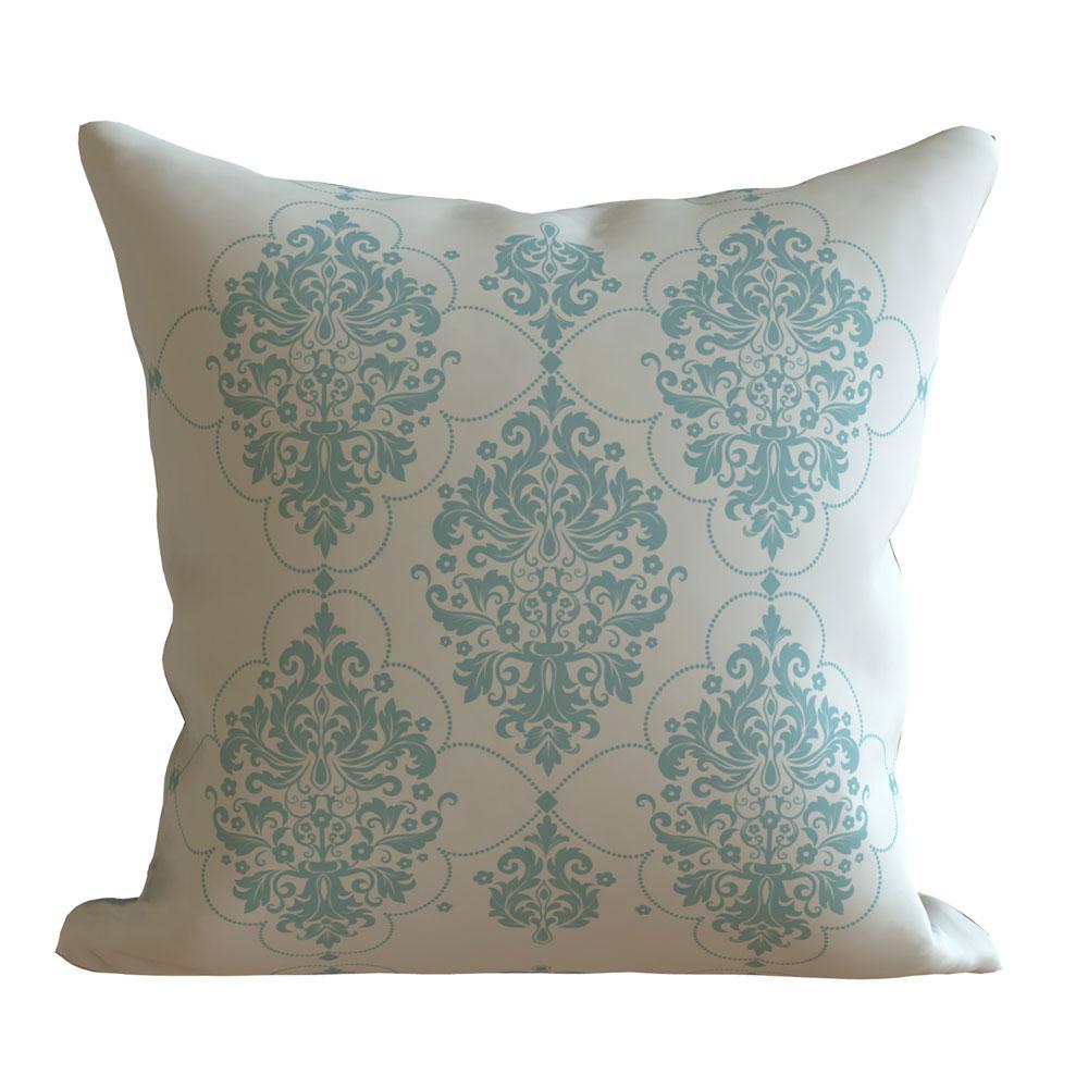 Aspen Designer 16 x 16 inch Light Grey Cushion Cover-Set of 5