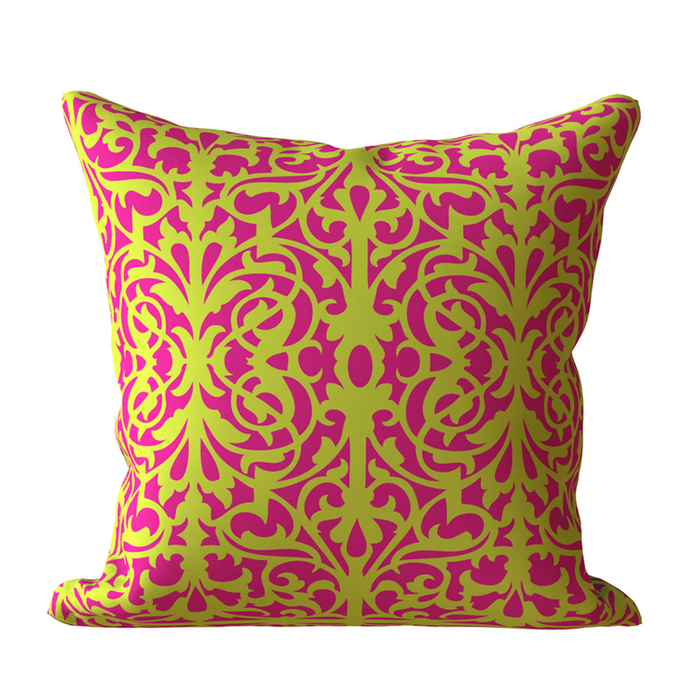 Modern 16 x 16 inch Classic Pink Cushion Cover-Set of 5
