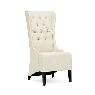 VINCENT CHAIR - LINEN