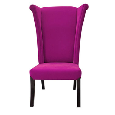 HATTER CHAIR - MAGENTA
