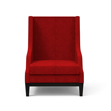 LUMMI CHAIR - SCARLET RED