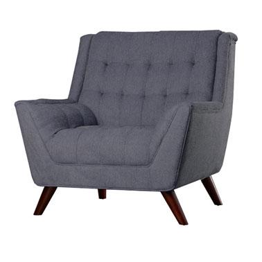 Comfort Armchair - Slate Grey