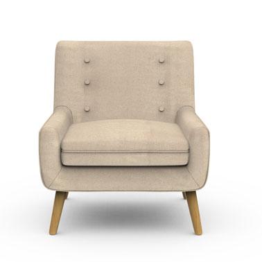 Dashen Armchair - Beige