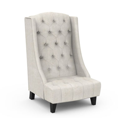 EDWARD CHAIR - LINEN