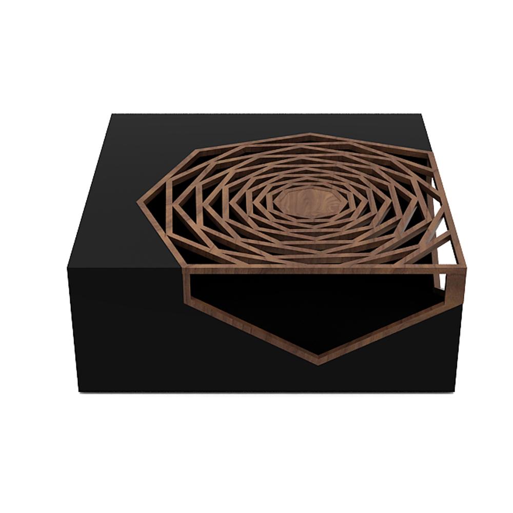 OCTAMETRIC TABLE - BLACK