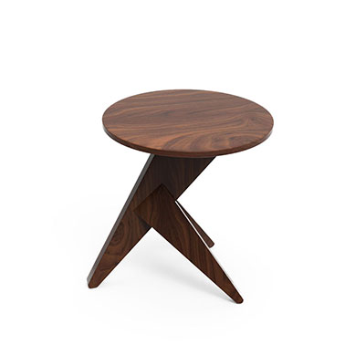 Branchout Curated End Table