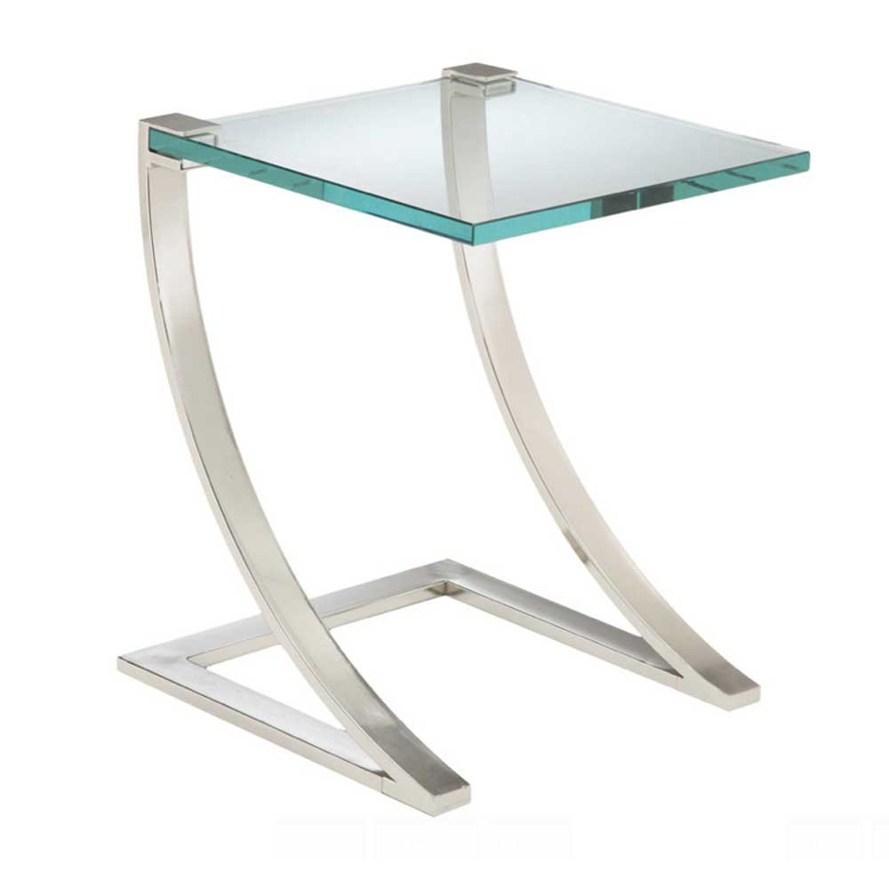 STEEL Z SECTION END TABLE