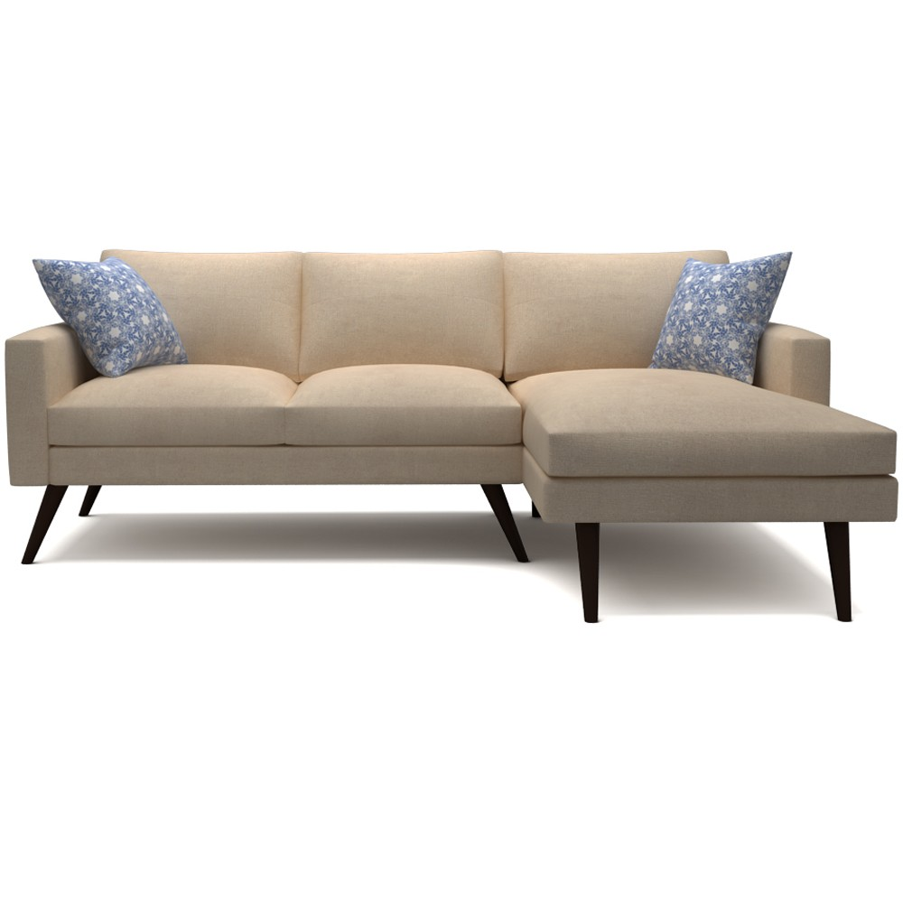 Dane Sectional Sofa - Beige