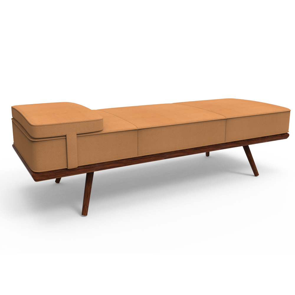 Spichord daybed - Brown