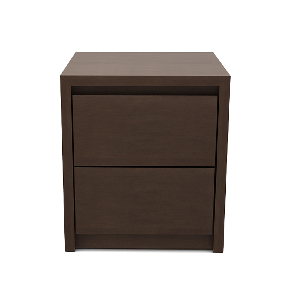 RF CUBE SIDE TABLE - DARK WENGE