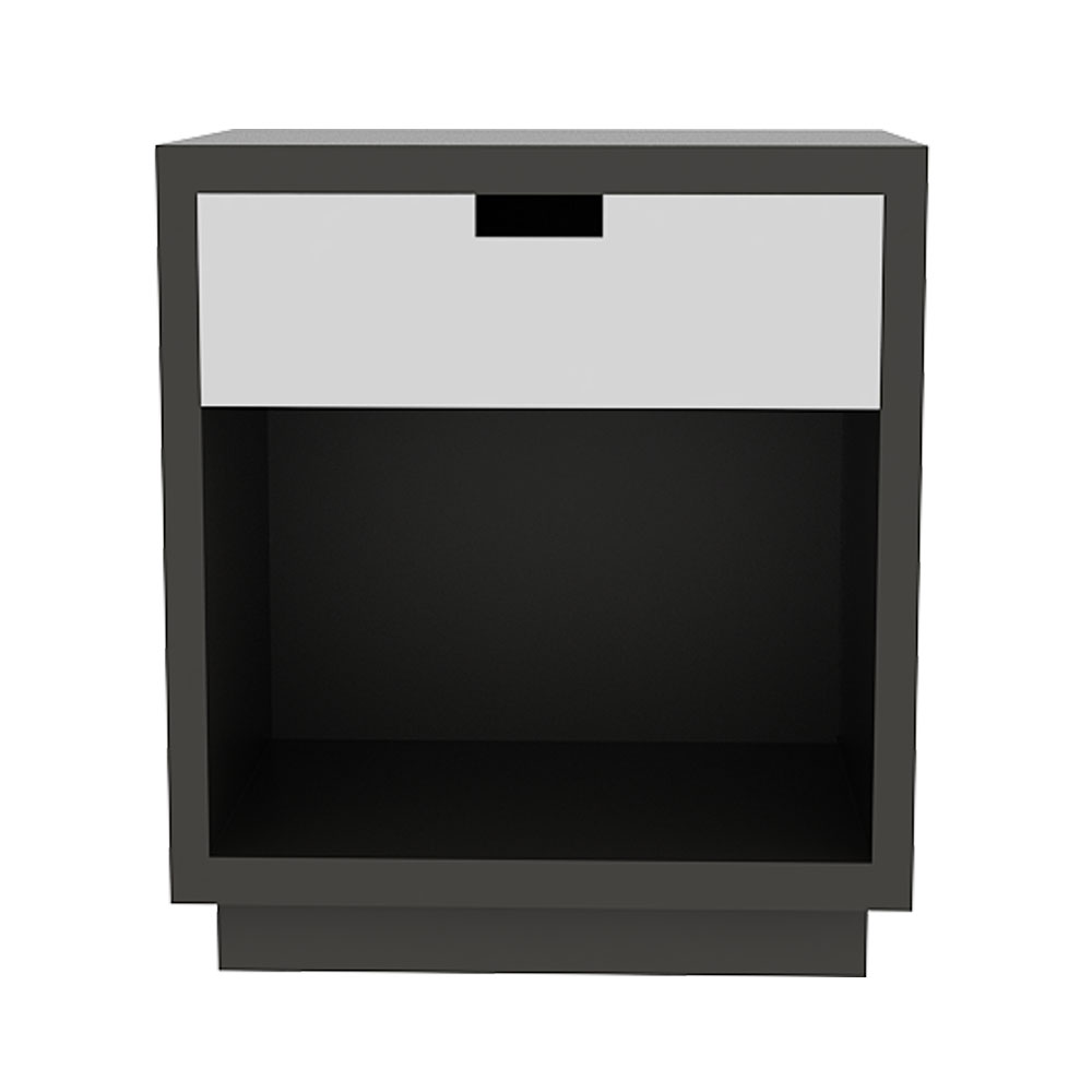 OARI SIDE TABLE - BLACK