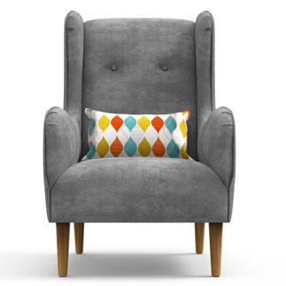 Corvus Chair - Grey