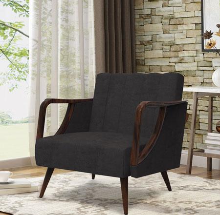 Ilex Arm chair Pebble Grey
