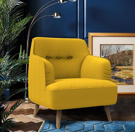 Chair Yellow