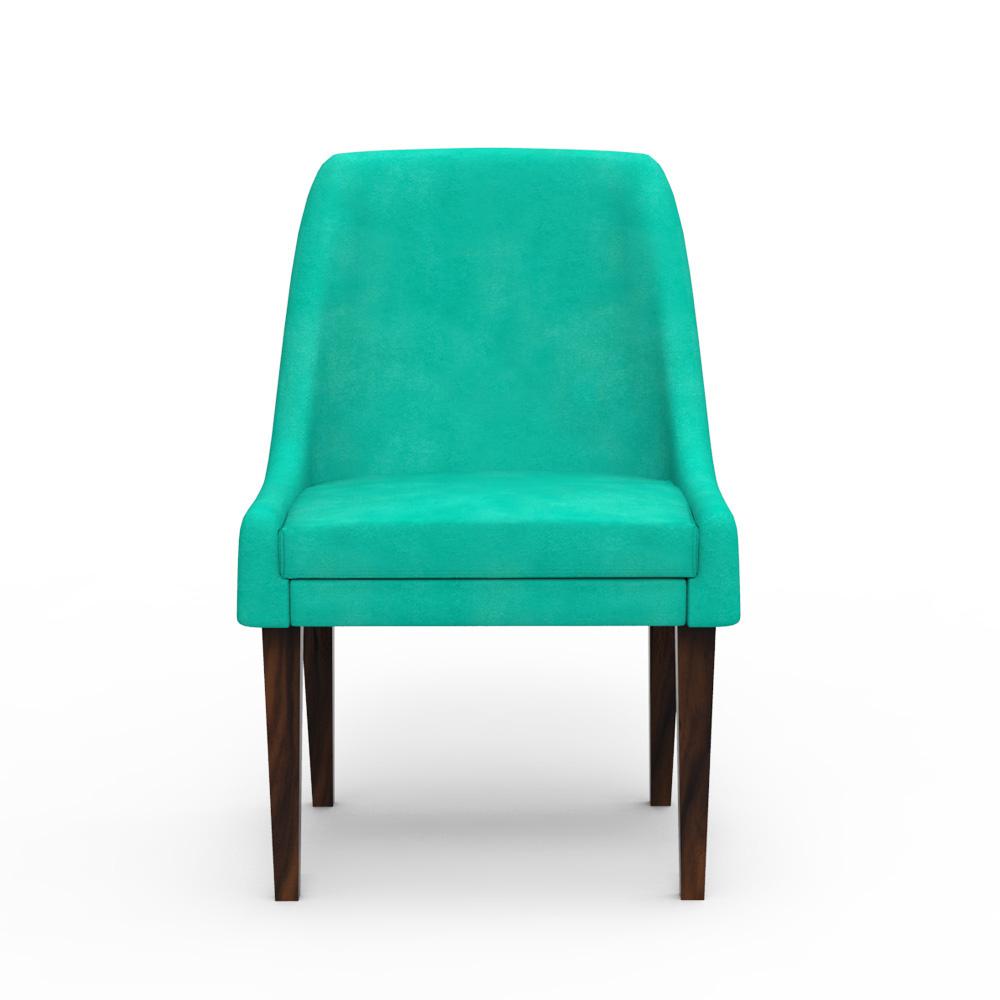 OGMA chair - Cyan Blue