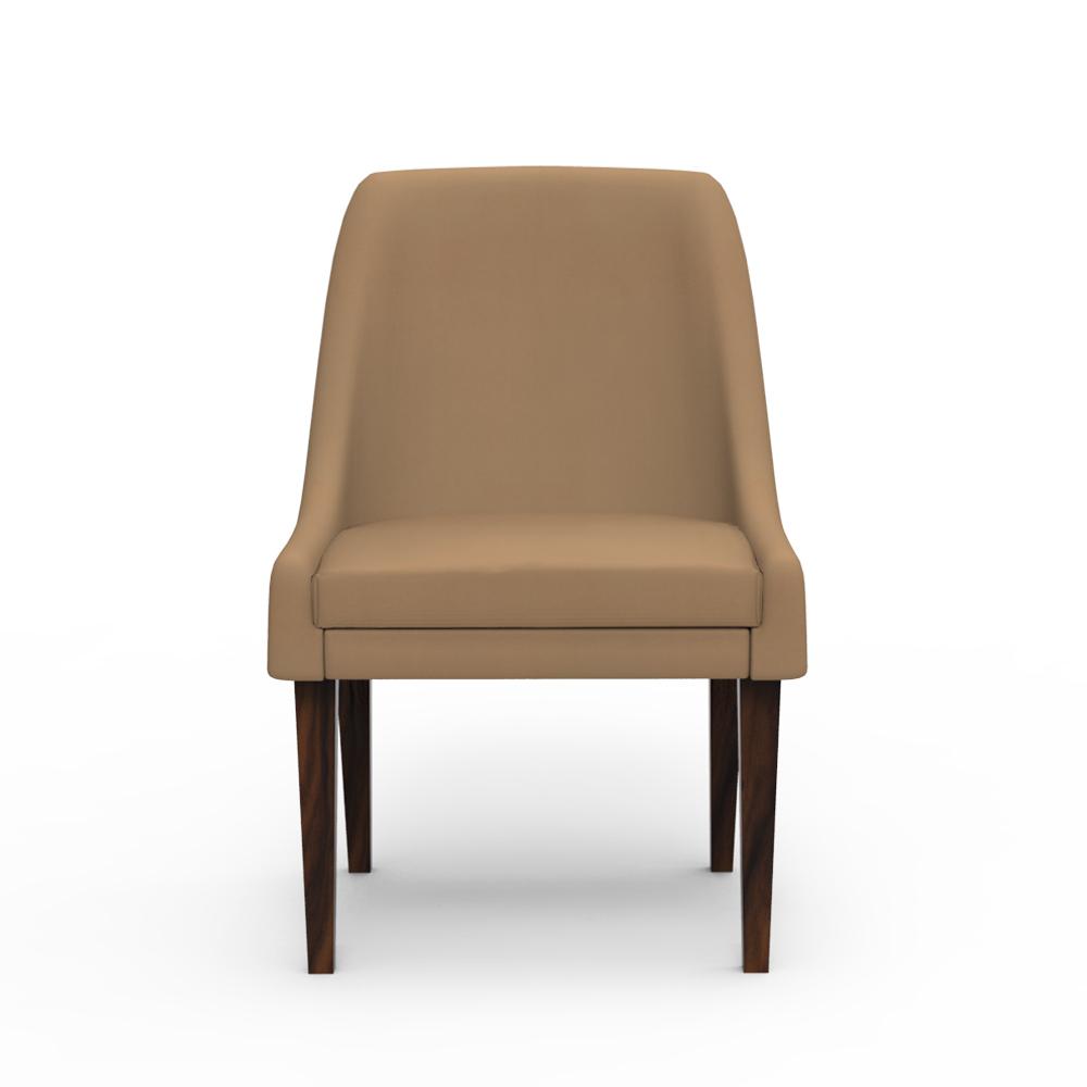 OGMA Chair - Peanut Brown