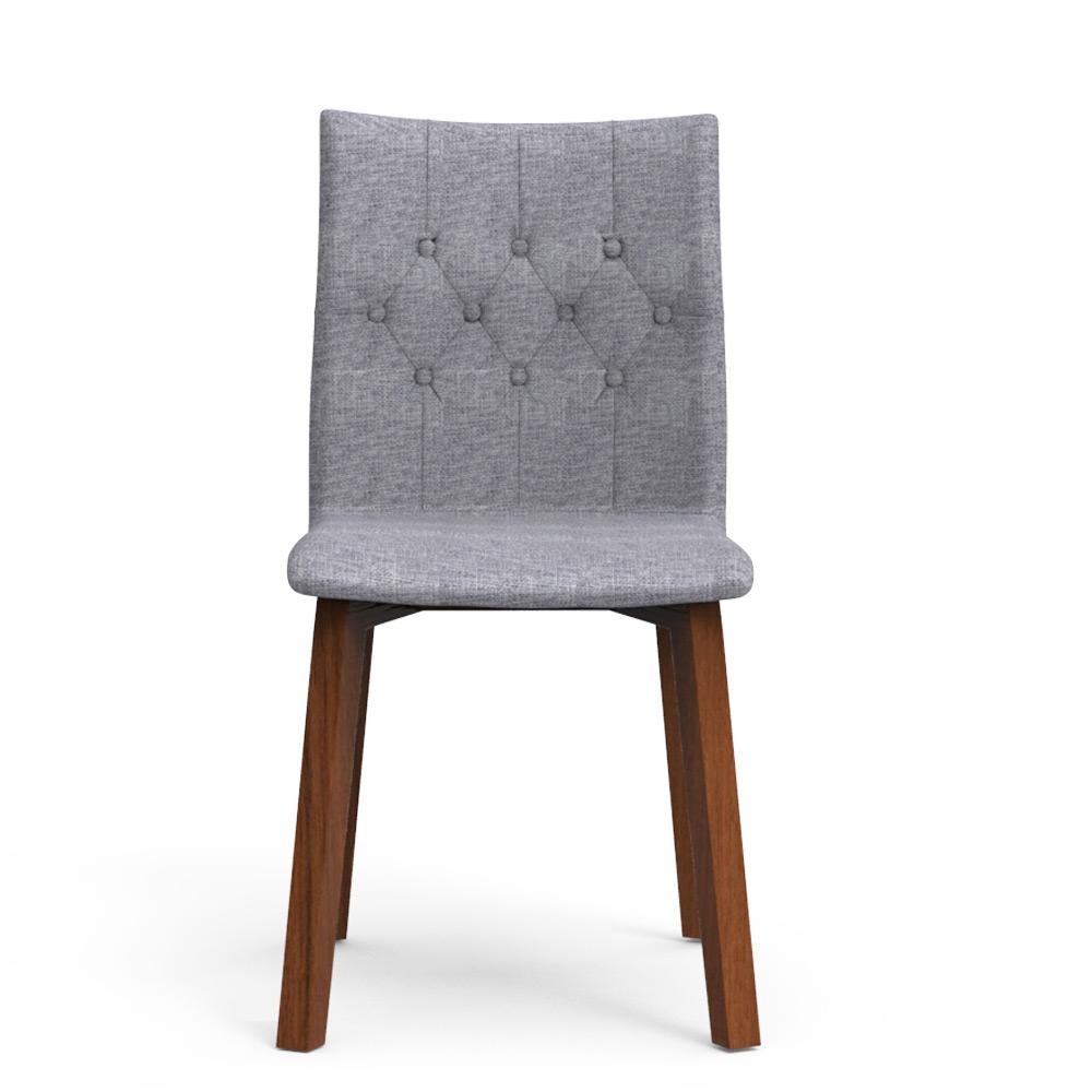 Spline Chair - Coin Grey