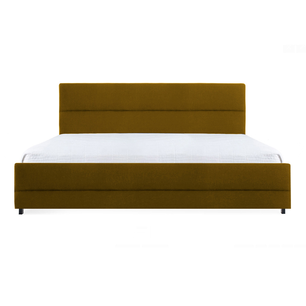 LOW BACK UPHOLSTERED - KING SIZE BED