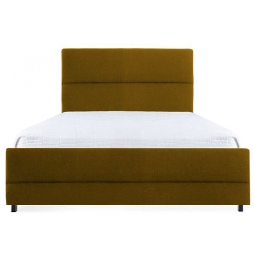 LOW BACK UPHOLSTERED - SINGLE BED